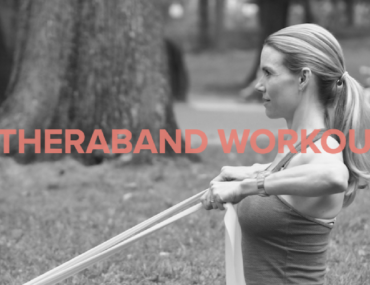 Theraband Workout, Source Ortho